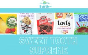 Vegan sweet tooth treat candy pack